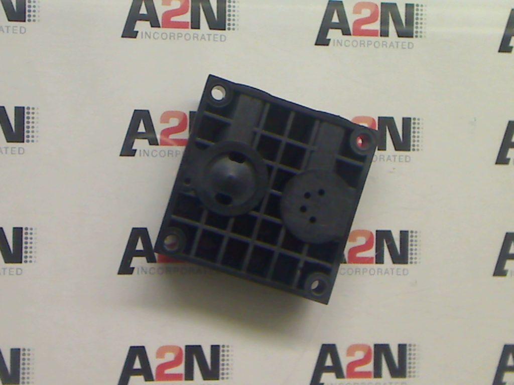 A printer headplate for side ports