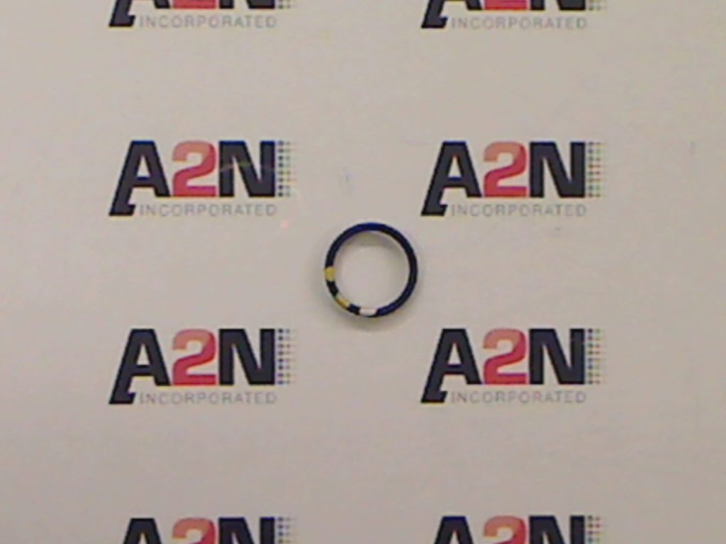 An O-ring, EPDM