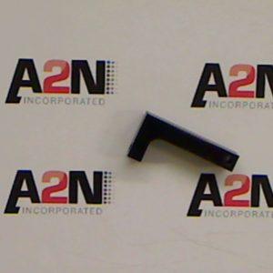 An angled printer component