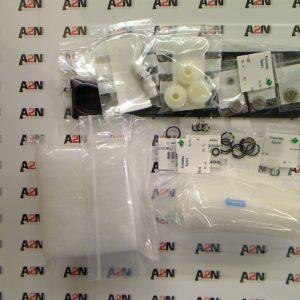 Plastic parts of a printer