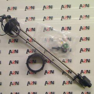 A reservoir level detect sensor assembly