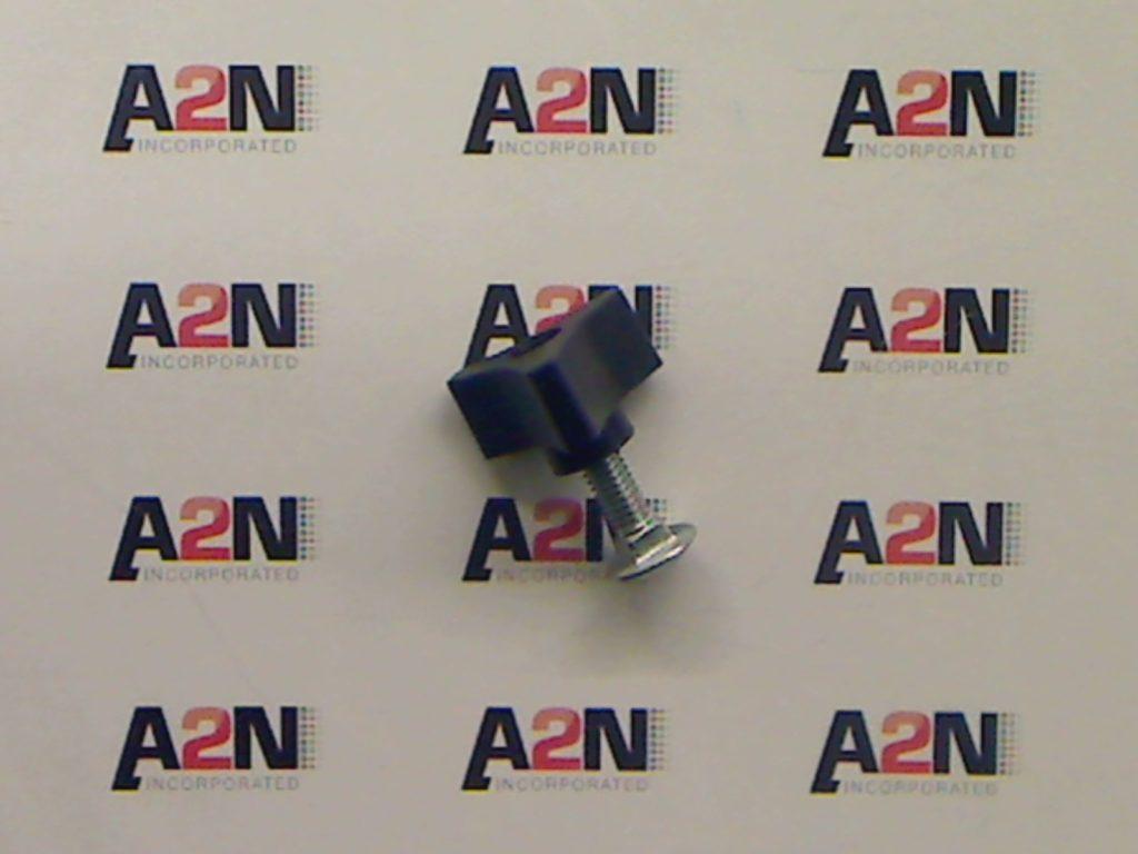 A three-arm knob